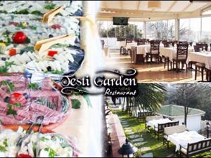 Testi Garden Restaurant yenilendi