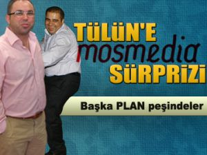 Tülün'e Mos Media SÜRPRİZİ