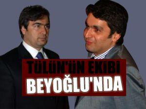 Tülün'ün ekibi Beyoğlu'nda