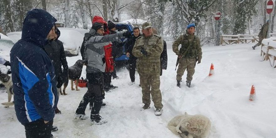 İçerde dizisi ekibini Jandarma 8 saatte böyle kurtardı