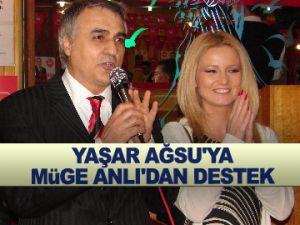 Yaşar Ağsu'ya Müge Anlı'dan destek