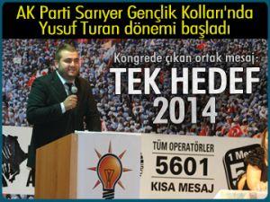Yusuf Turan başkan seçildi