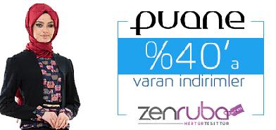 Zenruba.com Tesettür Giyim Puane Markası